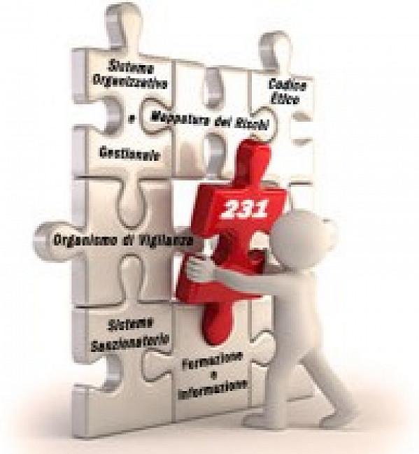 Modello organizzativo 231: responsabilità dell'Ente tutelata.